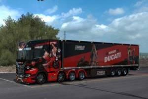 Ducati Combo