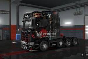 Scania The Predator