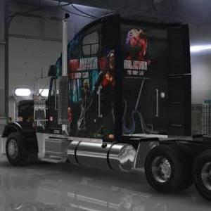 Freightliner Classic XL Malkavian The Vamp Clan  skin