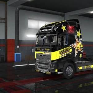 Volvo FH16 RTA Mod Skins